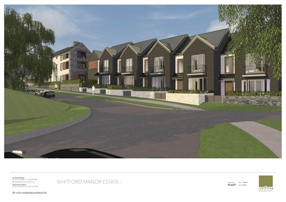 Townhouses Whitford Park Road, Whitford, Auckland - NZL (photo 1)