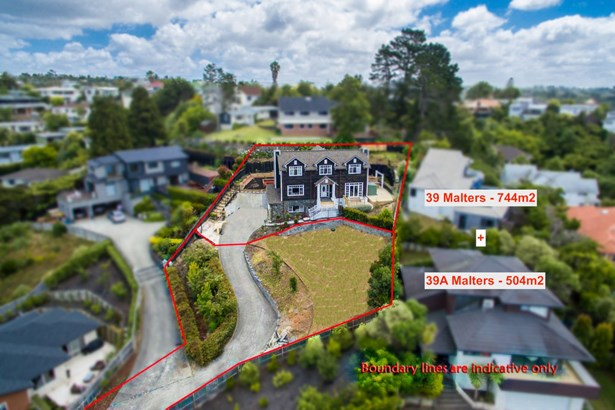 39 & 39a Malters Place, Browns Bay, Auckland - NZL (photo 1)