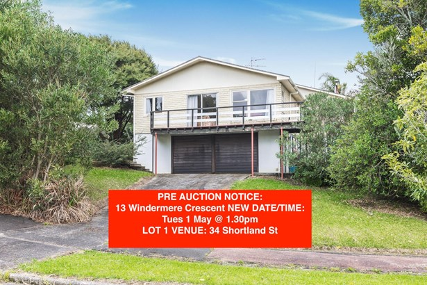 13 Windermere Crescent, Blockhouse Bay, Auckland - NZL (photo 1)