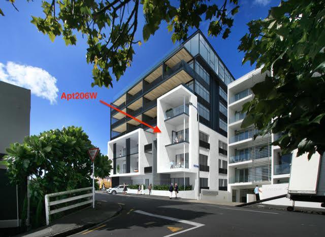206/10 Exmouth Street, Eden Terrace, Auckland - NZL (photo 1)