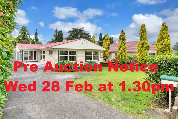 1402 Dominion Road, Mt Roskill, Auckland - NZL (photo 1)
