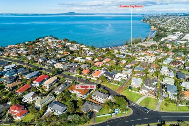 2 Ridge Road, Browns Bay, Auckland - NZL (photo 1)