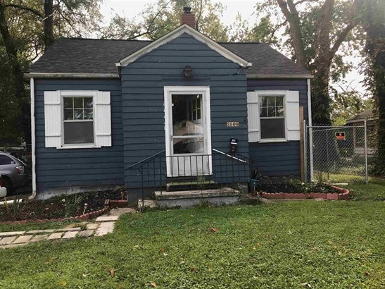 Site-Built Home, Bungalow - Fort Wayne, IN