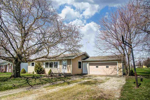 Ranch, Site-Built Home - Laotto, IN