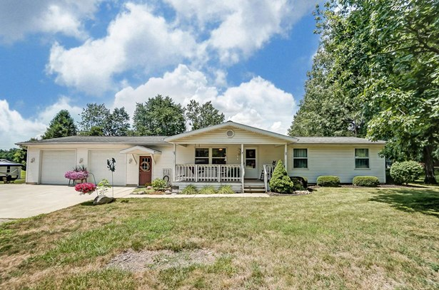 Ranch, Site-Built Home - Bluffton, IN