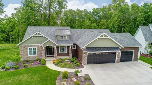 Walkout Ranch, Site-Built Home - Fort Wayne, IN