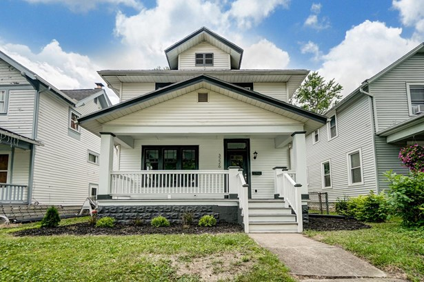 Site-Built Home, Historic,Traditional - Fort Wayne, IN