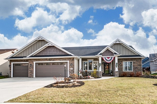 Ranch,Craftsman, Site-Built Home - Fort Wayne, IN