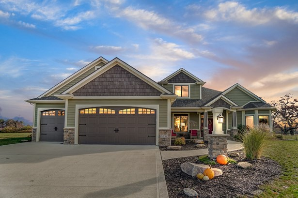 Craftsman, Site-Built Home - Auburn, IN