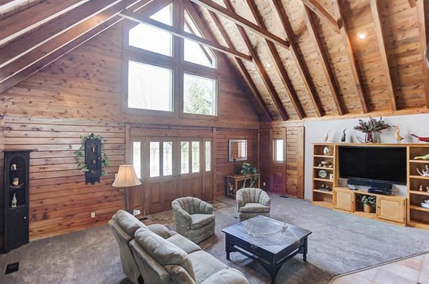 Site-Built Home, Lofted,Log - Huntertown, IN (photo 4)
