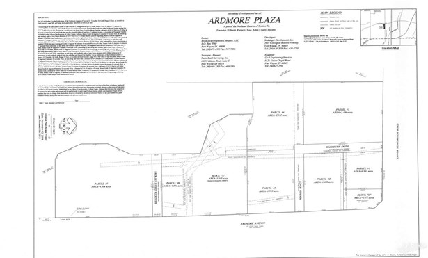 Commercial Land - Fort Wayne, IN (photo 1)