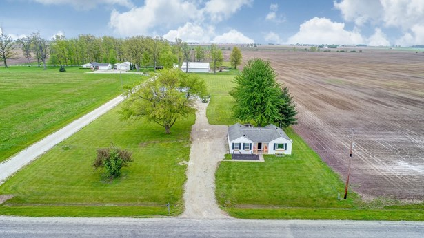 Ranch, Site-Built Home - Woodburn, IN