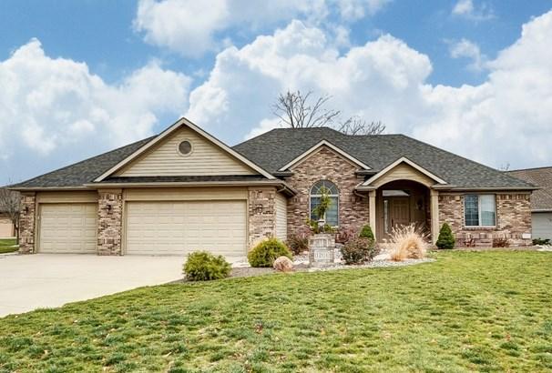 Ranch, Site-Built Home - Auburn, IN