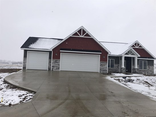 Ranch, Site-Built Home - Huntertown, IN