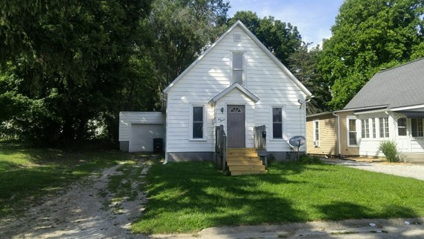 Traditional, Site-Built Home - Kendallville, IN