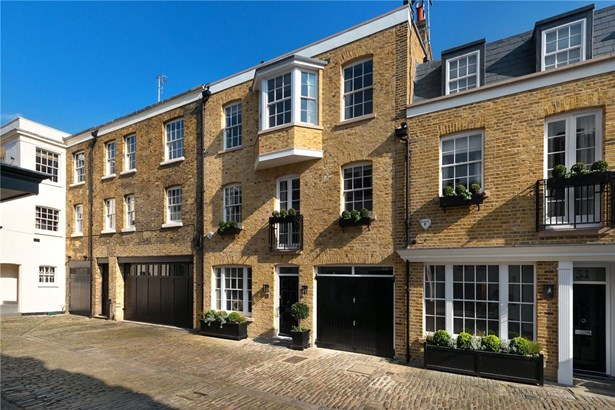 Lyall Mews, London - GBR (photo 1)