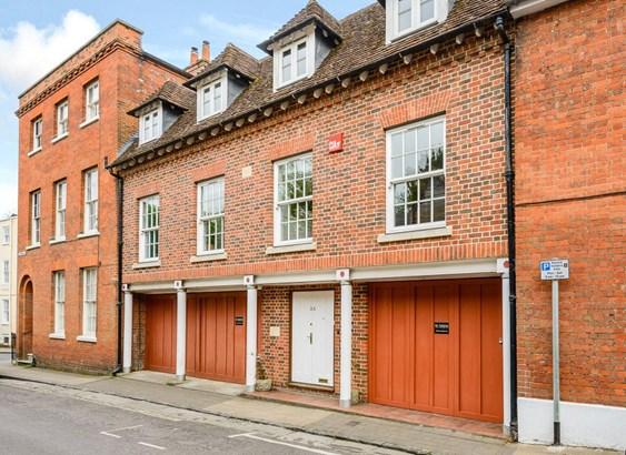 St. Swithun Street, Winchester - GBR (photo 1)