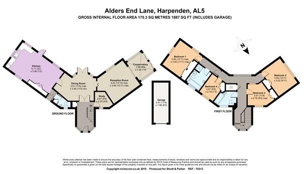Alders End Lane, Harpenden - GBR (photo 4)