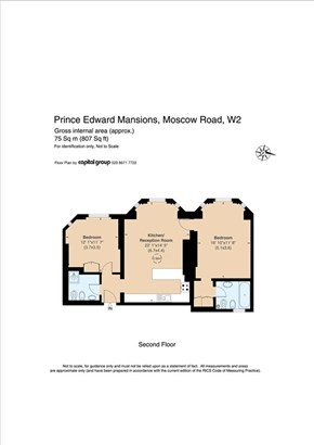 Prince Edward Mansions, Moscow Road - GBR (photo 4)