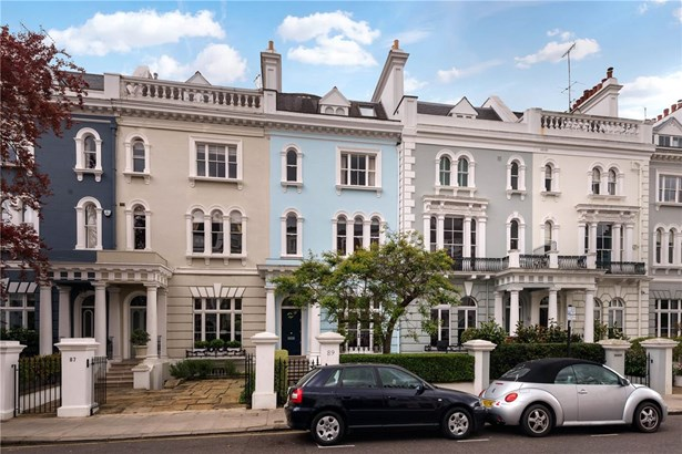 Elgin Crescent, Notting Hill - GBR (photo 1)