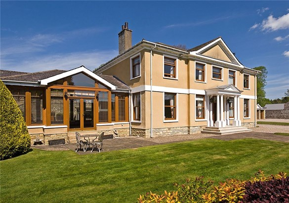 Waterstone House And Fishings, Banchory - GBR (photo 1)