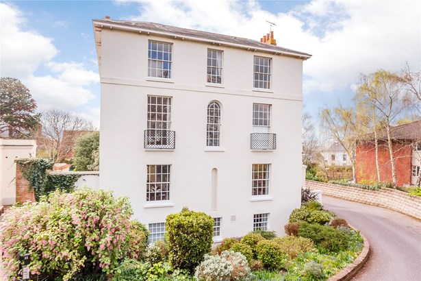 Baring Crescent, Exeter - GBR (photo 1)