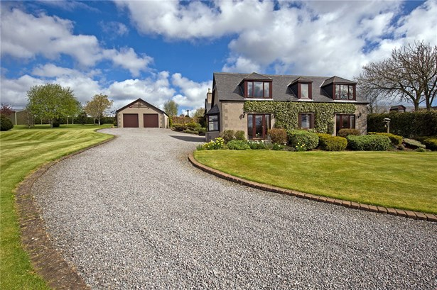 Hill Of Park House, Drumoak, Banchory - GBR (photo 1)
