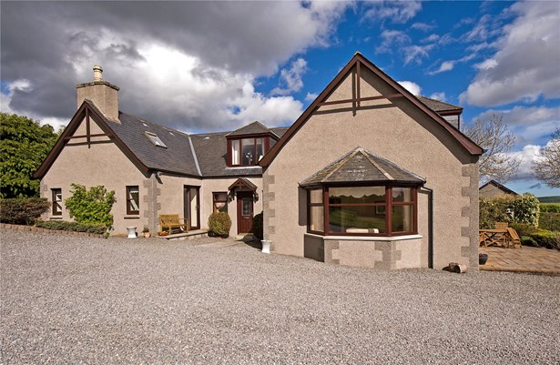 Hill Of Park House, Drumoak, Banchory - GBR (photo 4)