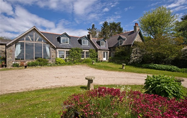 Whitehills Farm, Monymusk, Inverurie - GBR (photo 1)