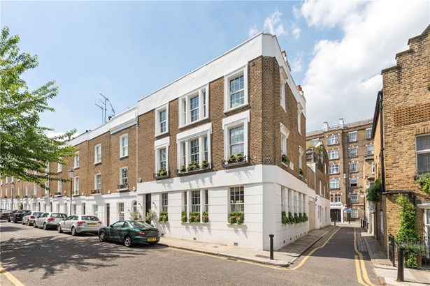 Campden Street, Kensington - GBR (photo 1)