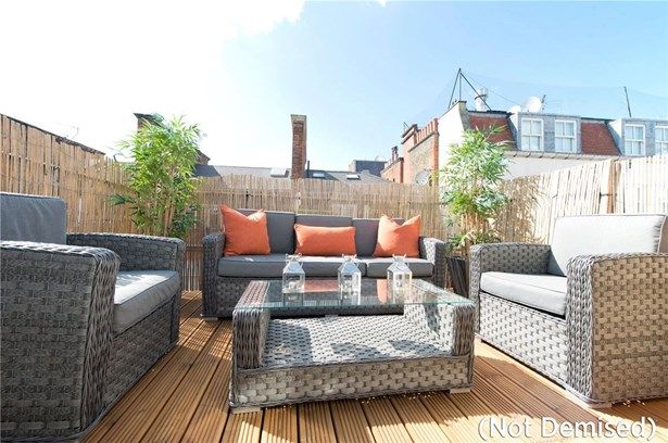 Prince Of Wales Terrace, Kensington - GBR (photo 3)