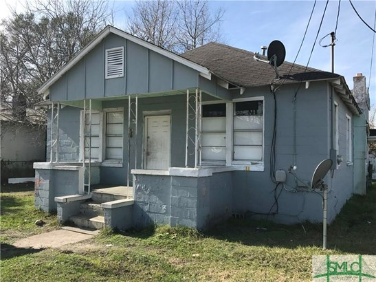 Tri-Plex, Bungalow - Savannah, GA (photo 3)