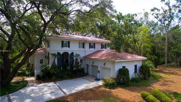 1st Elevated,Two Story, Residential-Single Fam - Saint Helena Island, SC (photo 1)