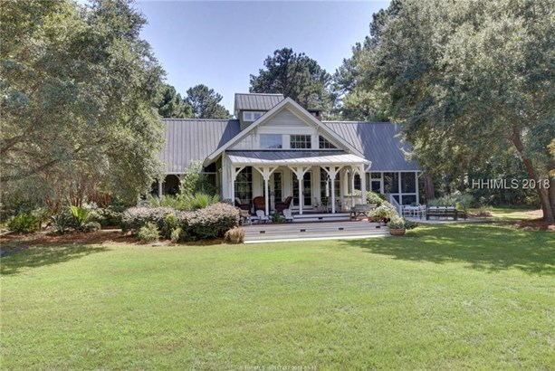 1st Elevated, Residential-Single Fam - Okatie, SC