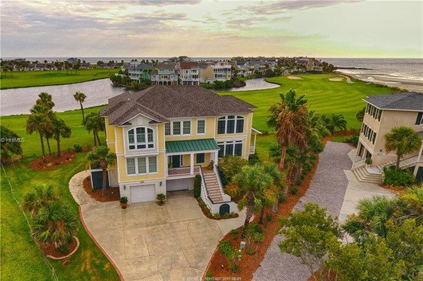 1st Elevated, Residential-Single Fam - Fripp Island, SC (photo 1)