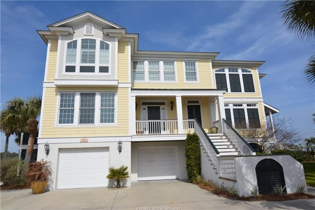 1st Elevated, Residential-Single Fam - Fripp Island, SC (photo 4)