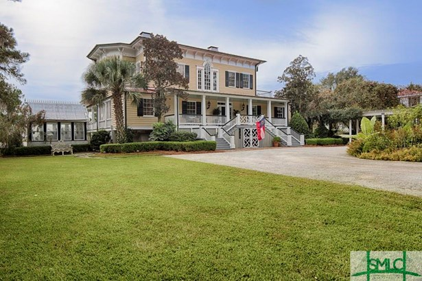 European,Low Country, Stick Built - Savannah, GA (photo 2)
