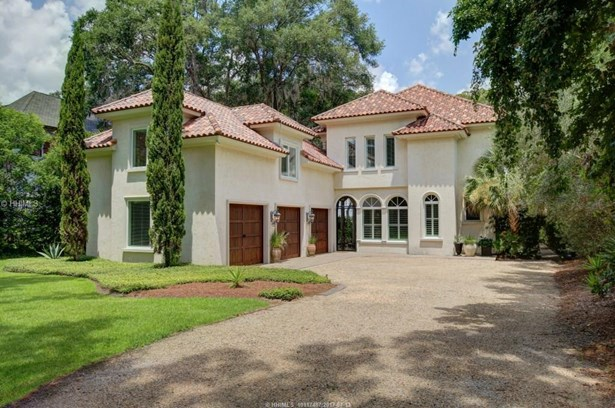 1st Elevated, Residential-Single Fam - Beaufort, SC (photo 1)