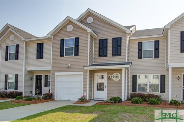 Townhouse, Traditional - Port Wentworth, GA (photo 1)