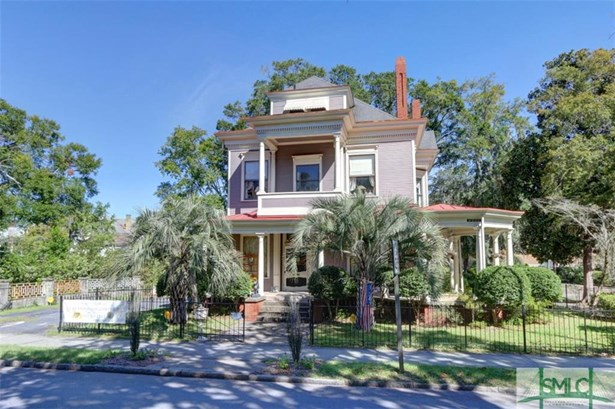 Stick Built , Victorian - Savannah, GA (photo 2)