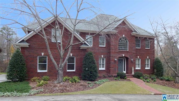 3405 S Brookwood Rd, Mountain Brook, AL - USA (photo 1)