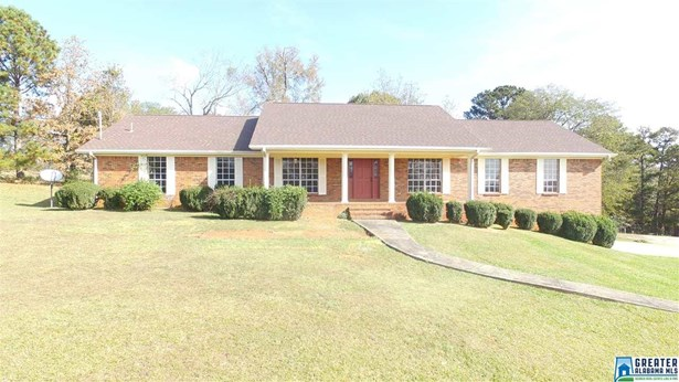 640 Mountain View Ln, West Blocton, AL - USA (photo 1)