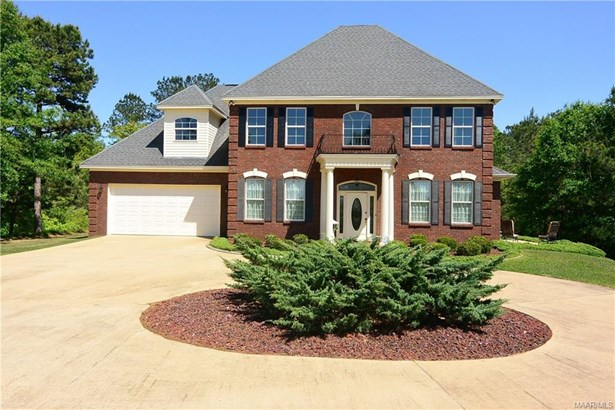 580 Hidden Forest Trail, Wetumpka, AL - USA (photo 1)