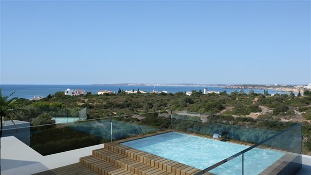 Front line Villa Plot in Ferragudo Foto #1 (photo 1)