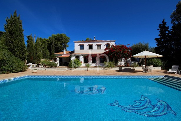 Truly unique traditional villa located in Carvoeiro Foto #1 (photo 1)