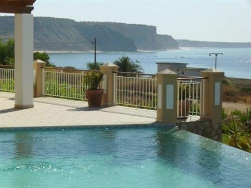 Praia da luz - luxury sea view villa Foto #1 (photo 1)
