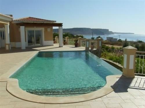 Praia da luz - luxury sea view villa Foto #2 (photo 2)
