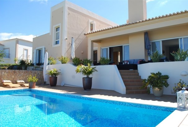 Villa in Carvoeiro Foto #1 (photo 1)