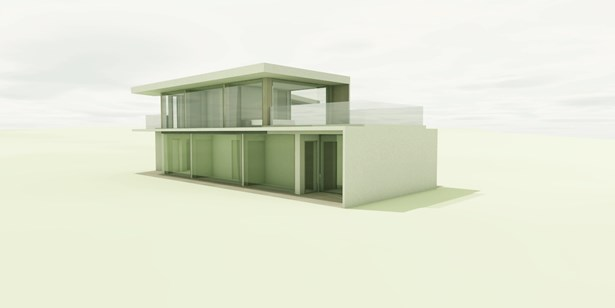 Plot Next to Golf Course With Approved Project of 4/5 Bed Villa  Foto #3 (photo 3)