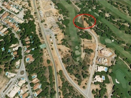 Plot Next to Golf Course With Approved Project of 4/5 Bed Villa  Foto #4 (photo 4)
